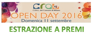 ELENCO ESTRAZIONE PREMI LOTTERIA OPEN DAY