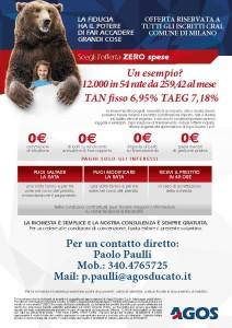 Cral Comune Milano orso