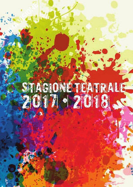 ABBONAMENTI TEATRALI stag. 2017-2018