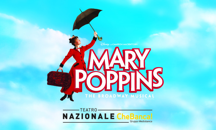MARY POPPINS al T. Nazionale