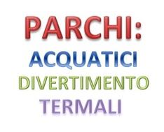 DIVERTIMENTO E RELAX NEI PARCHI TEMATICI!!!!