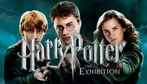 LA MOSTRA DI HARRY POTTER