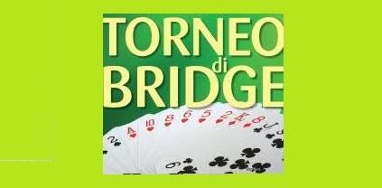 TORNEI DI BRIDGE TUTTI I LUNEDI' POMERIGGIO