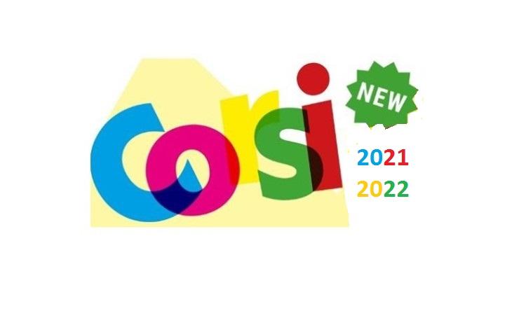 CORSI SETTEMBRE 2021 – GENNAIO 2022